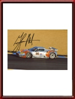 Le Mans Signed Items