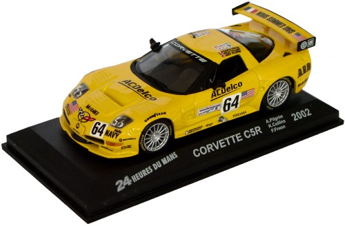 2002 Chevrolet Covette C5-R Pilgrim Collins Freon Le Mans