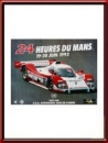 Original 1993 24 Hours of Le Mans Poster